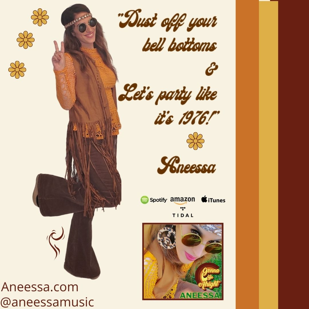 Aneessa- Gonna Be Alright - Soul Music