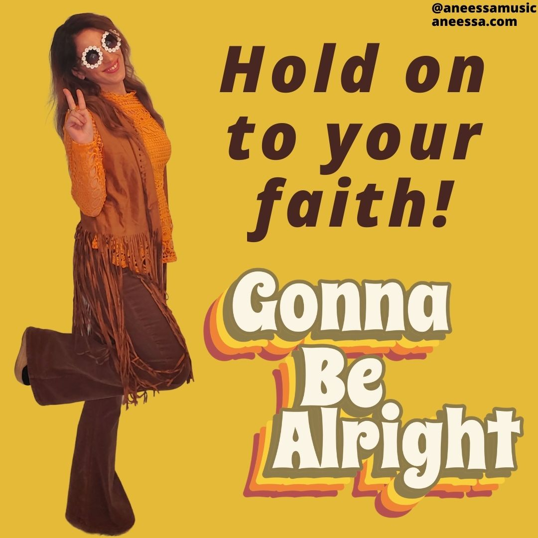 aneessa - gonna be alright - soul music